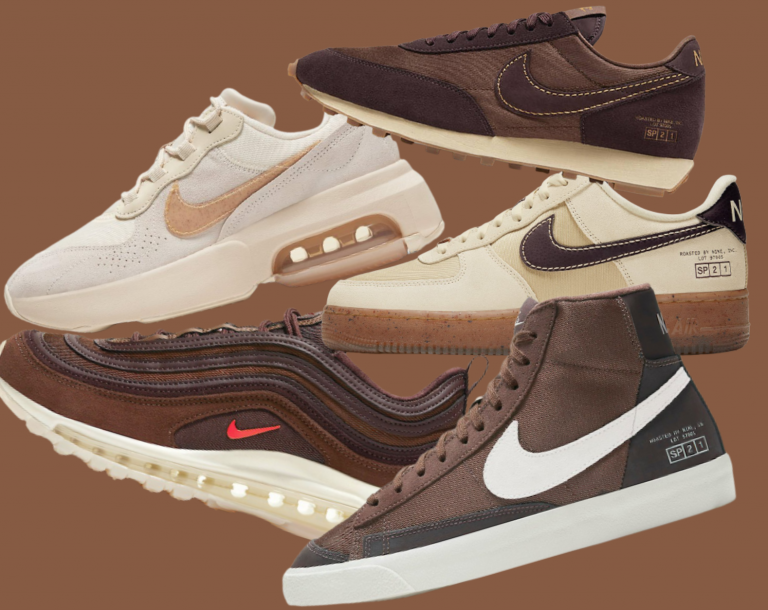 First Look At The Nike Coffee Collection