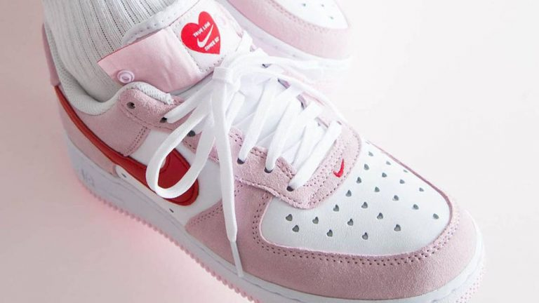 Love is in the Air: Nike's Valentine's Sneakers