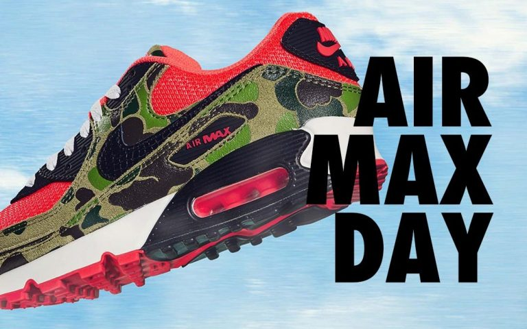 How You Can Celebrate Nike Air Max Day