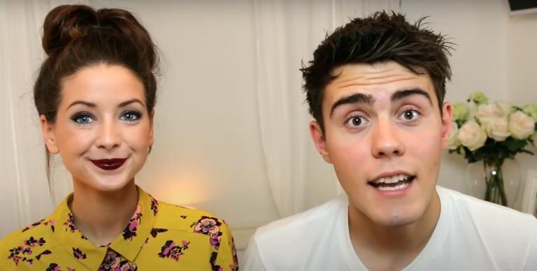 YouTuber Zoe Sugg announces pregnancy with long term boyfriend Alfie Deyes