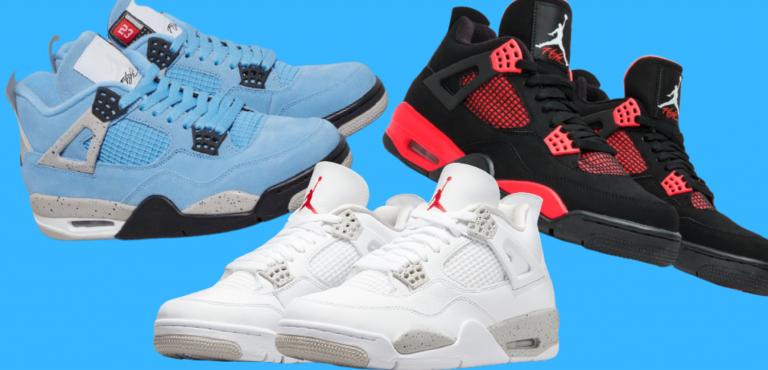 Jordan 4 Release Reminders