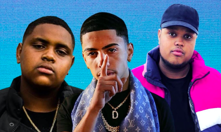 Deno links up with Chunkz and J.I for hot new release, 'Lingo'