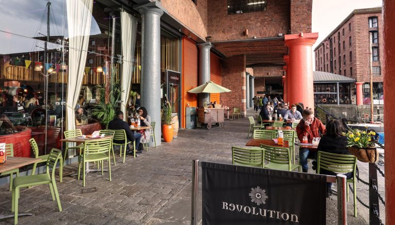 Liverpool Bars and Restaurants Reopening Today