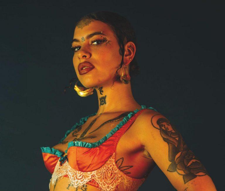 Greentea Peng releases new sanative single 'Dingaling'