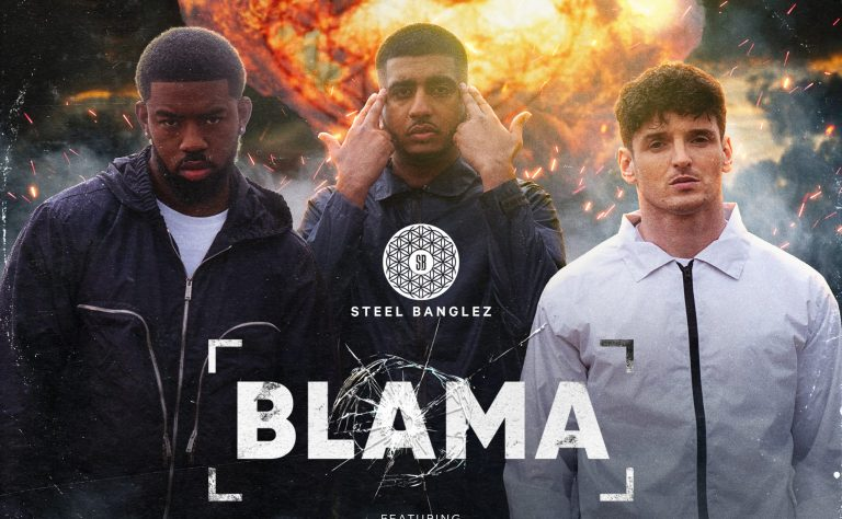 "STEEL BANGLEZ ""BLAMA"" LYRICS  FEATURING TION WAYNE & MORRISSON"