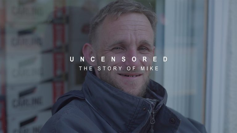Homelessness In Manchester: The Story Of Mike [Uncensored Documentary]
