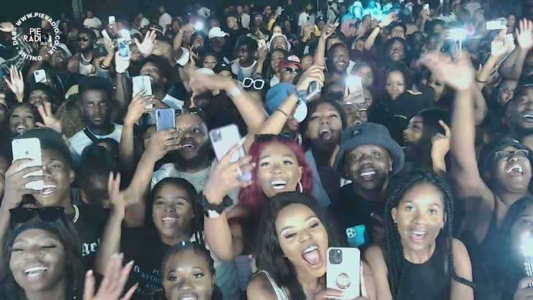 Cassper Nyovest Shuts Down The Kings of Amapiano Concert In Manchester
