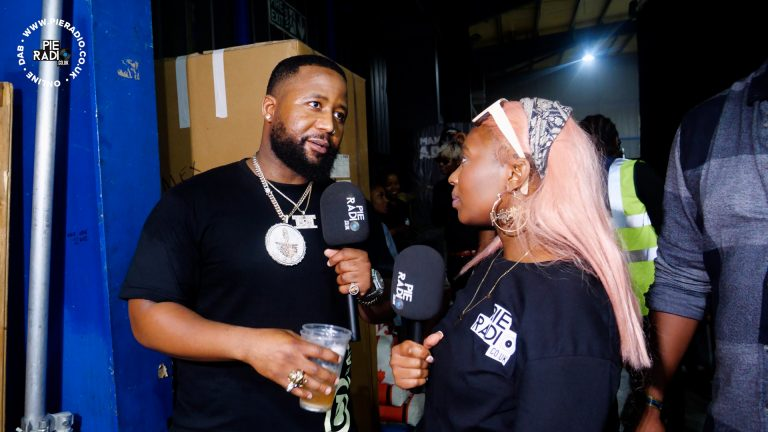 Cassper Nyovest Talks Performing To 7 People, 7 Years Ago In Manchester